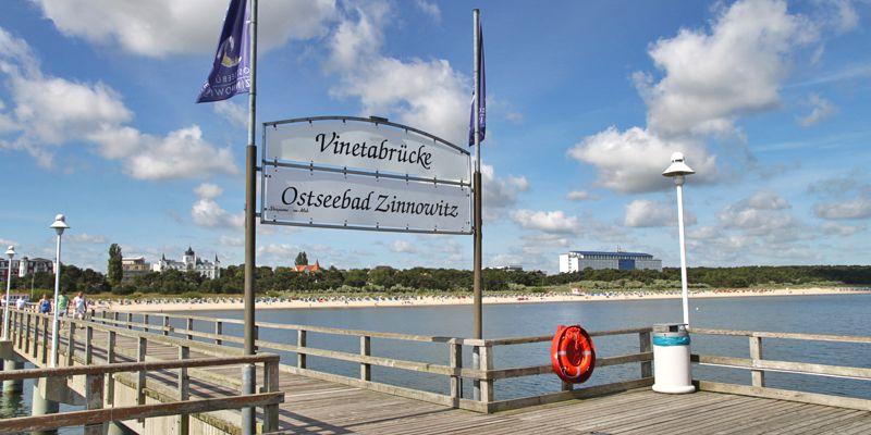 3 Tage Wellness-Kurzurlaub auf Usedom: Angebot
