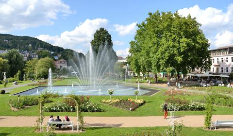 Angebot für Wellness-Kurzurlaub in Bad Kissingen