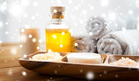 Wellnessurlaub im Winter
