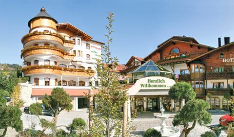 Wellnessurlaub Bayern Wellnesshotels Und Angebote