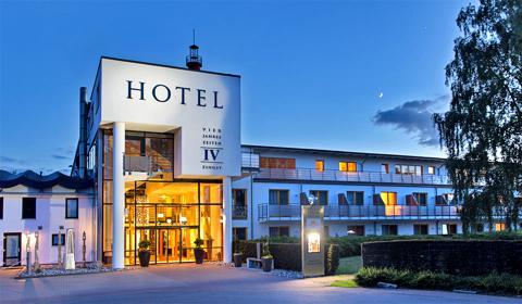 Wellnessurlaub norddeutschland wellnesshotels und angebote for Hotel exklusiv