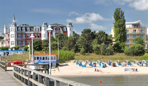 Wellnessurlaub Usedom: Wellnesshotels und Angebote